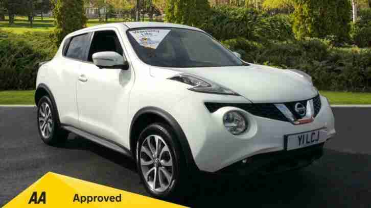 2015 Juke 1.5 dCi Tekna 5dr Manual