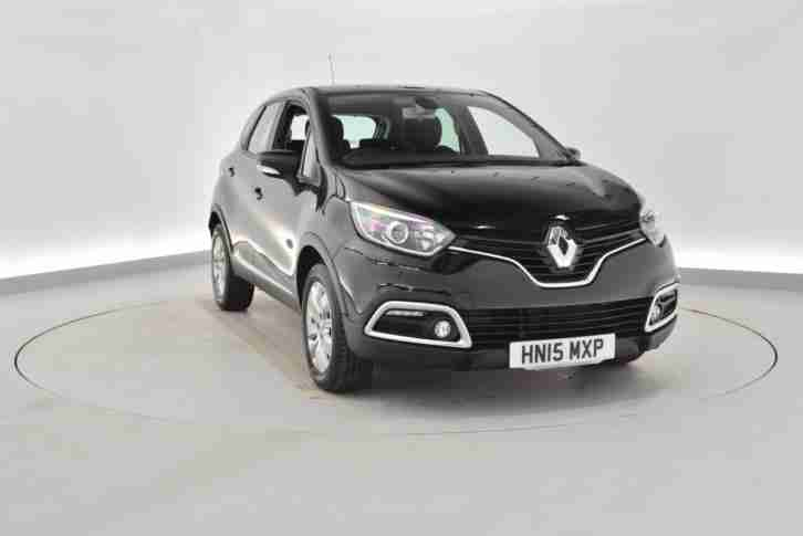 2015 RENAULT CAPTUR 1.5 dCi 90 Expression+ Energy 5dr
