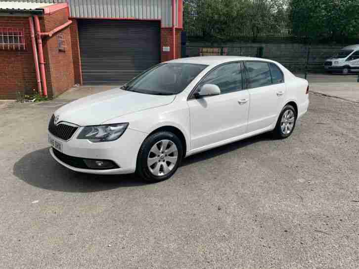 2015 SKODA Superb 1.6 TDI GreenLine III CR DPF S