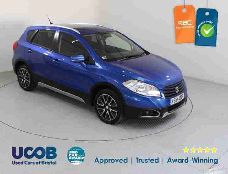 2015 SX4 S CROSS 1.6 DDIS SZ T ALLGRIP