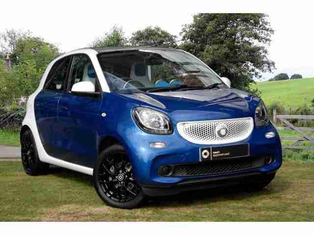 2015 forfour Hatchback 0.9 Turbo Proxy