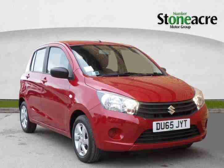 Suzuki Celerio. Suzuki car from United Kingdom