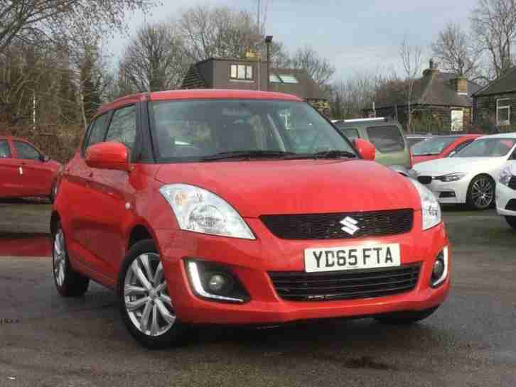 2015 Swift 1.2 SZ3 Hatchback 5dr