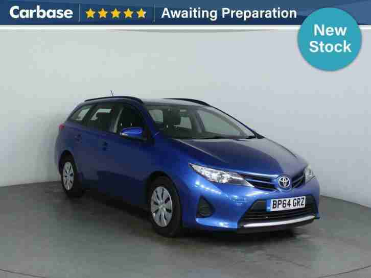 TOYOTA AURIS. Other car from United Kingdom