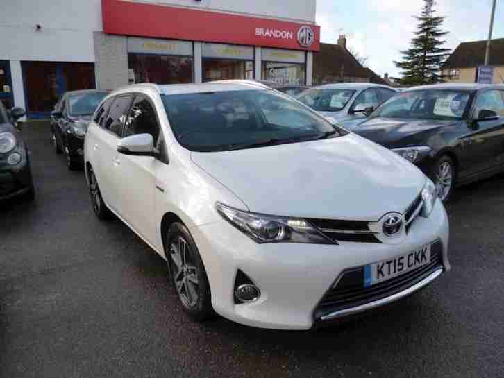 2015 AURIS Vvt I Icon Plus