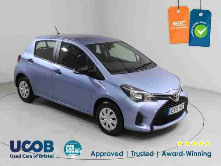 2015 YARIS 1.0 VVT I ACTIVE 5DR