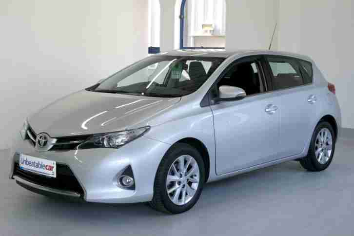 2015 Toyota Auris 1.33 Dual Vvti Icon 5Dr Petrol Estate
