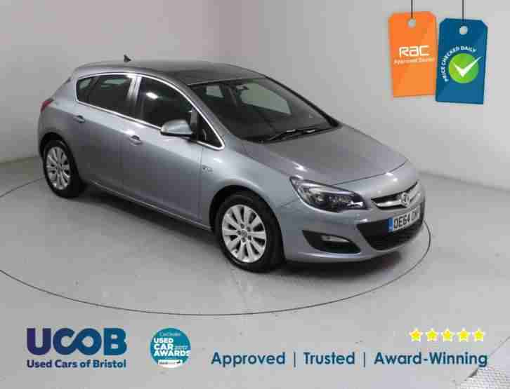 2015 VAUXHALL ASTRA 2.0 CDTI TECH LINE 5DR