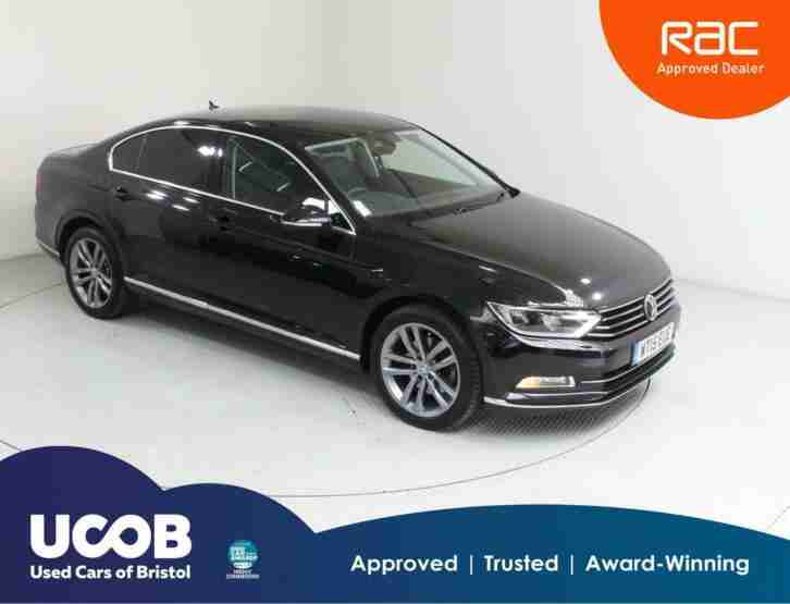 Volkswagen PASSAT. Volkswagen car from United Kingdom