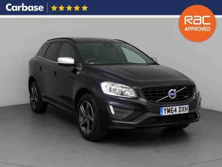 2015 VOLVO XC60 D4 [181] R DESIGN 5dr Geartronic SUV 5 Seats