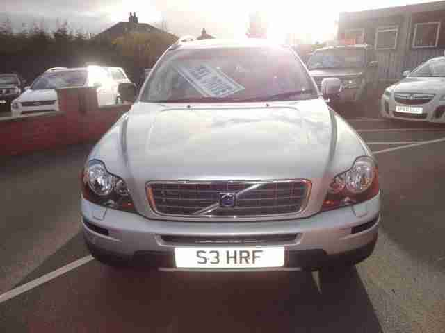 2015 VOLVO XC90 2.4 D5 SE GEARTRONIC AWD 5DR 64900 DIESEL