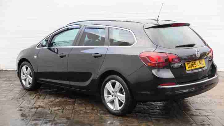2015 Vauxhall Astra 2015 65 Vauxhall Astra 1.6 CDTI SRI Sports Tower New Model D