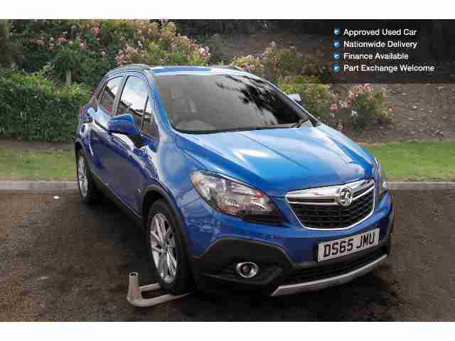 Vauxhall Mokka. Vauxhall car from United Kingdom