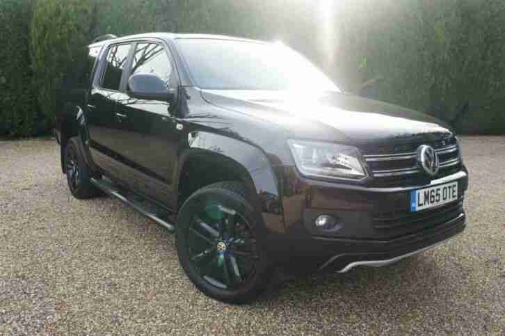 2015 Amarok 2.0 BiTDI BlueMotion
