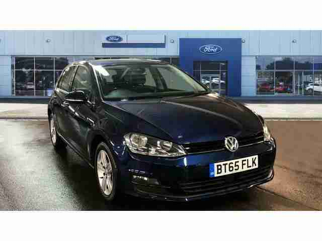 Volkswagen Golf. Volkswagen car from United Kingdom