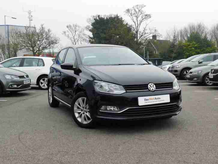 2015 Volkswagen Polo 1.0 SE 75PS 5Dr Petrol