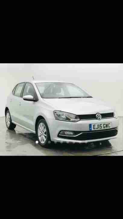 2015 Volkswagen Polo 1.4 TDI BlueMotion Tech SE (s s) 5dr