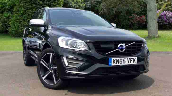 2015 Volvo XC60 R-Design Lux Nav with Driver and Winter Pack , Rear Seat Enterta