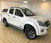 2016 16 ISUZU D MAX 2.5 TD BLADE 4DR 5 SEAT DOUBLE CAB PICKUP 4X4 AUTO WITH NO V