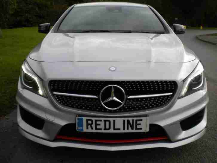 2016/16 MERCEDES-BENZ CLA 250 S/BRAKE ENGINEERED BY AMG 4MATIC 7G-DCT AWD