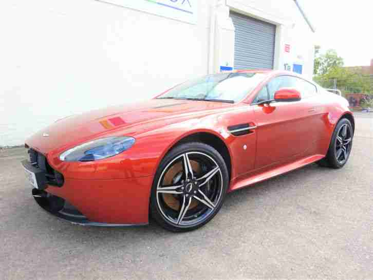2016 16 REG ASTON MARTIN VANTAGE S 4.7 SPORTSHIFT V8 AUTO CAT D DAMAGED SALVAGE