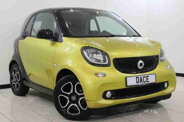 Smart 16. Smart car from United Kingdom