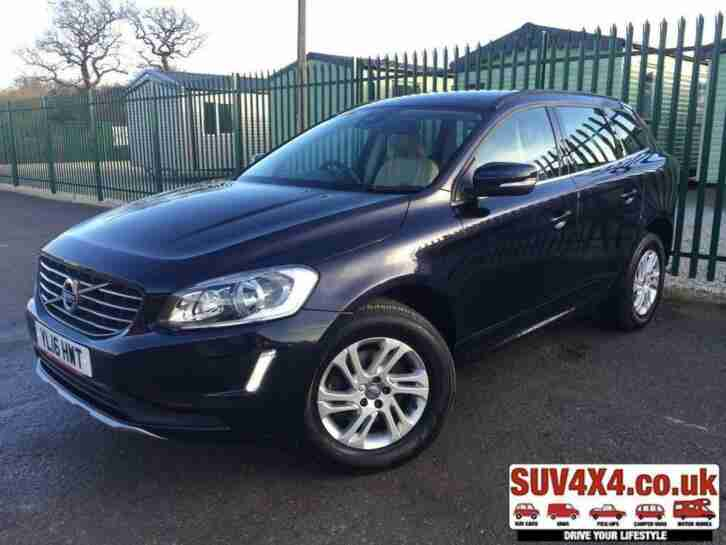 2016 16 VOLVO XC60 2.0 D4 SE NAV 5D 188 BHP LEATHER PRIVACY PDC ONE OWNER FSH DI