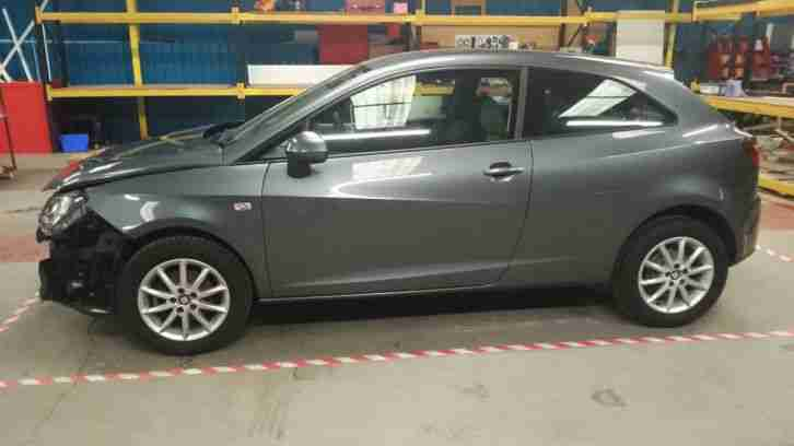 2016 (66) Ibiza SE Technology SAT NAV