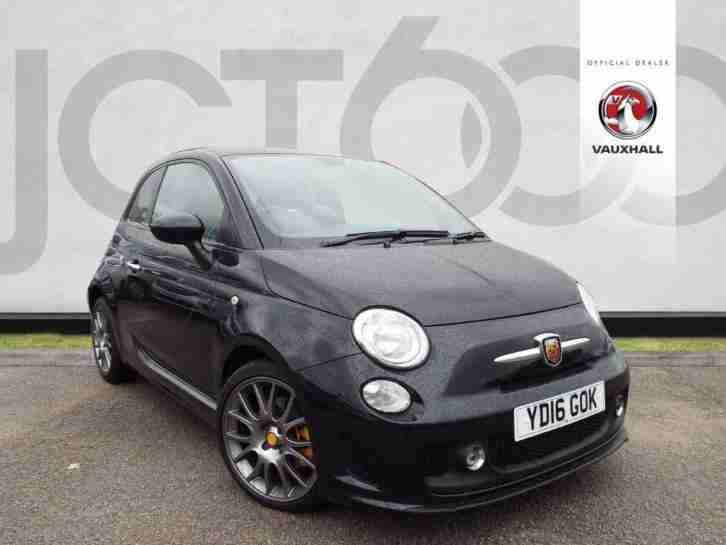 2016 Abarth 500 595 TROFEO Manual Hatchback