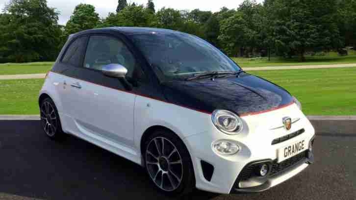 Abarth 595. Other car from United Kingdom