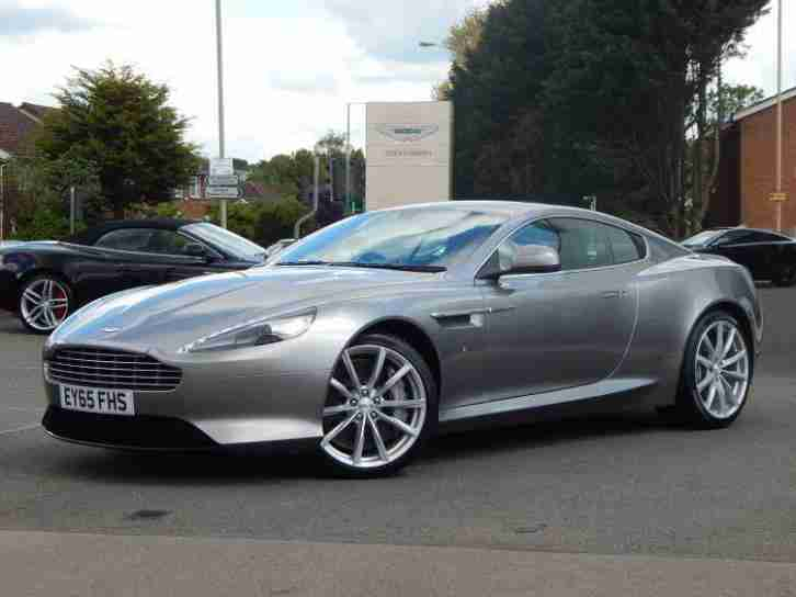aston martin 2016 db9 v12 gt 2dr touchtronic automatic petrol coupe. Black Bedroom Furniture Sets. Home Design Ideas