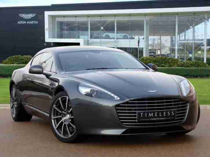 2016 Aston Martin Rapide S 6.0 Coupe Touchtronic III 4dr