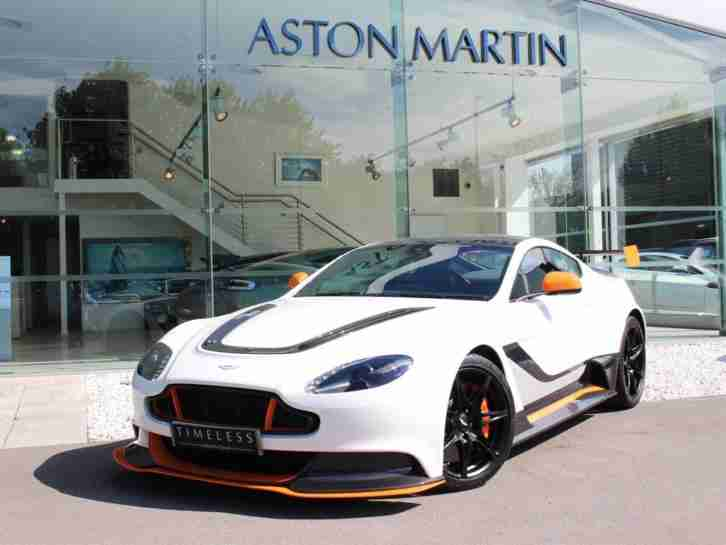 2016 Vantage N A white Automatic