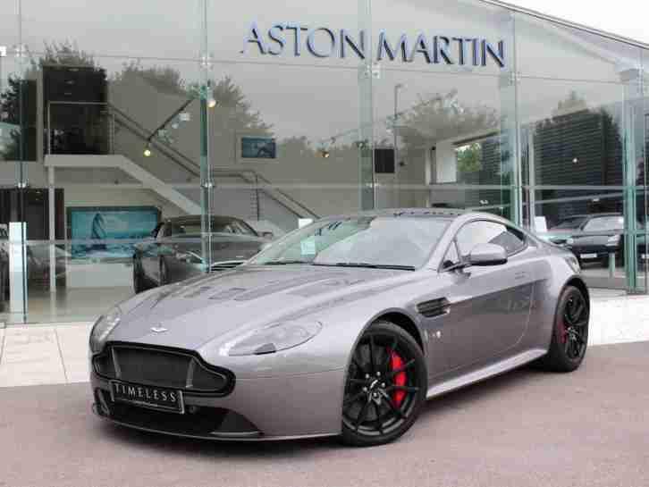 Aston Martin 2016 Vantage Petrol Grey Automatic Car For Sale