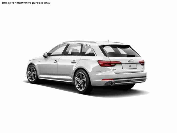 Audi 2016 A4 Avant 5dr Petrol White Manual Car For Sale