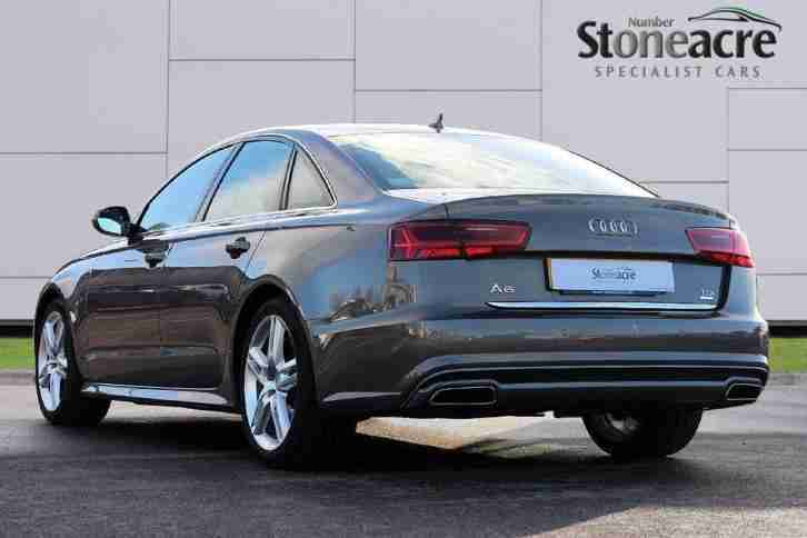 2016 Audi A6 Saloon 2.0 TDI ultra S Line Saloon S Tronic 4dr (start/stop)