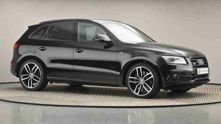 2016 SQ5 3.0 BiTDi Plus Tiptronic