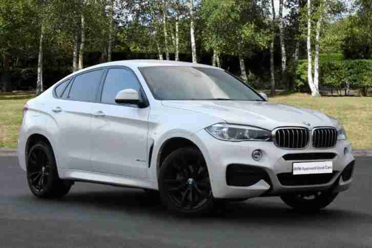 Bmw X6 Car From United Kingdom