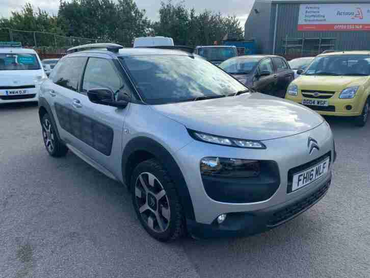 2016 Citroen C4 Cactus 1.6BlueHDi Flair, Free Road Tax, Service History
