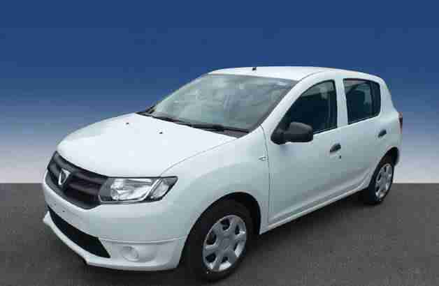 2016 dacia sandero 1 2 16v 75 ambiance 5dr petrol manual hatchback. Black Bedroom Furniture Sets. Home Design Ideas