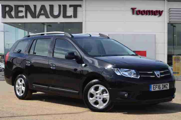 2016 Dacia Logan Mcv Laureate Dci Diesel Black Manual Car