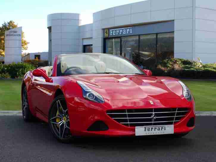 ferrari 2016 california t 2dr auto hele automatic. Black Bedroom Furniture Sets. Home Design Ideas