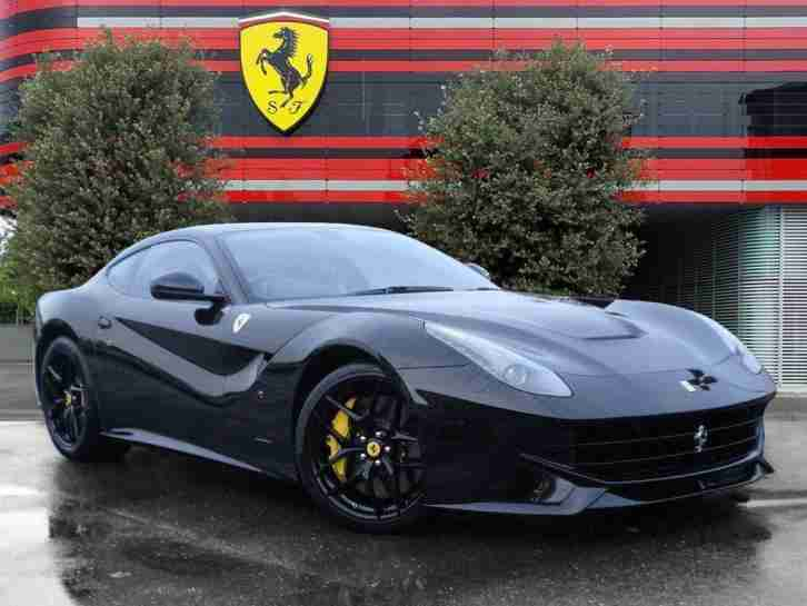 2016 F12 Berlinetta AB Petrol black