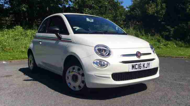 Fiat 2016 500 1 2 Pop 3dr 2015 2016 Manual Petrol Hatchback Car For Sale