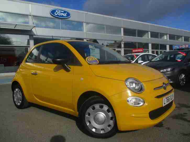 Fiat 500. Fiat car from United Kingdom