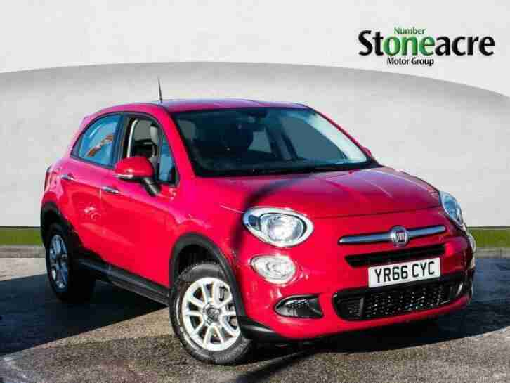 Fiat 500X. Other car from United Kingdom