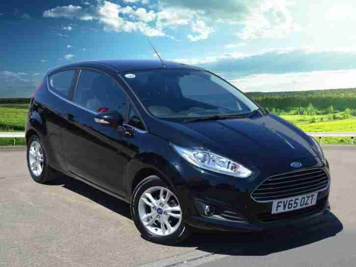 2016 Ford Fiesta Zetec, Ecoboost, Voice control system, Heated front and rear wi