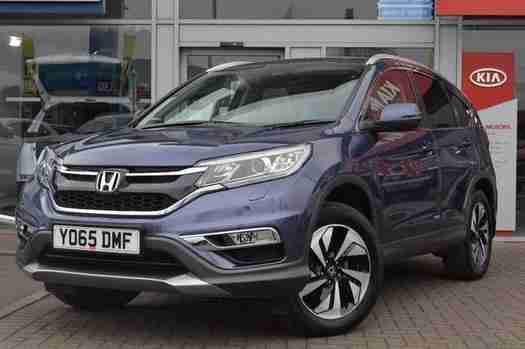 2016 Honda CR-V 1.6 i-DTEC 160 EX 5 door Diesel Estate