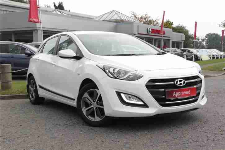 2016 Hyundai I30 Se Auto Automatic 5 Door Hatch