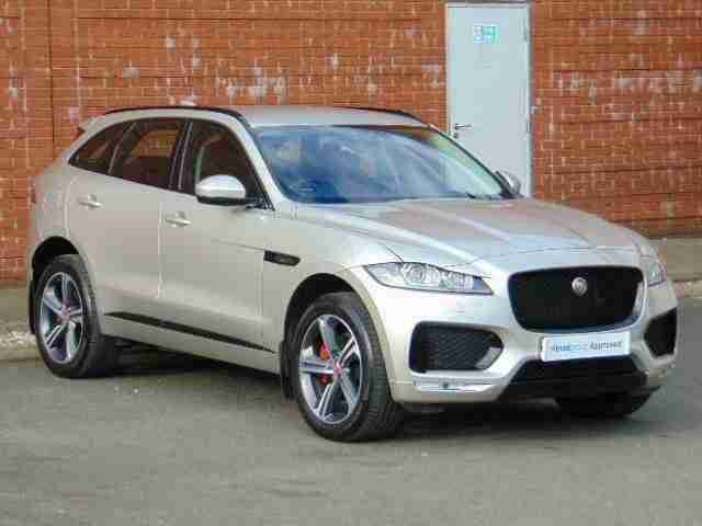 2016 F Pace 3.0 V6 S Auto AWD s s 5dr